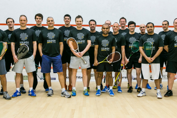 squash coaching camp