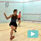 forehand back corner session