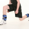 Are ankle weights beneficial for the squash player?