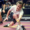 Balance & weight transfer in squash