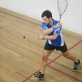 Squash Player, Ashley buckle
