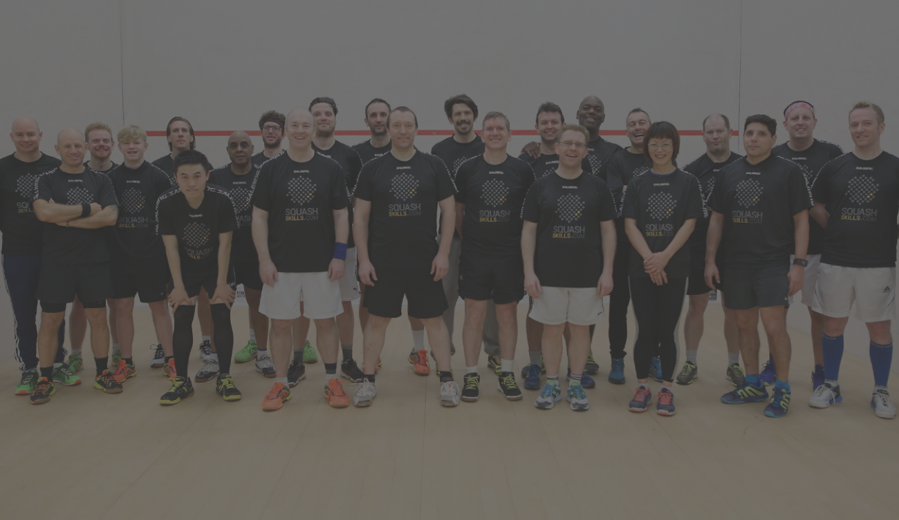 squashskills is designed for players and coaches