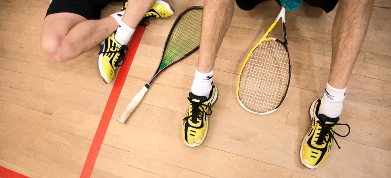 Mental Skills In Squash, And Coping With Loss