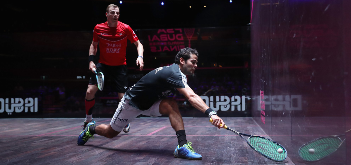 The 4 crucial components of the competitive squash player