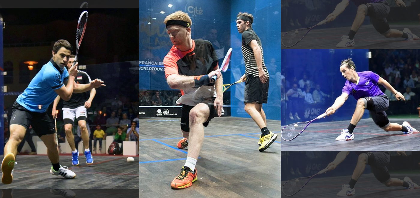 Squash tactics: Learn how to read the game