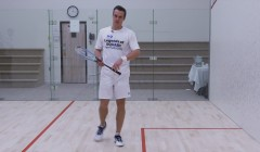 Forehand boast position and execution