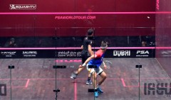 PSA examples: Forehand attacking options with David Palmer