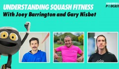Podcast - Episode 3 - Joey Barrington and Gary Nisbet