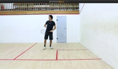 Coach education: teaching the forehand return of serve