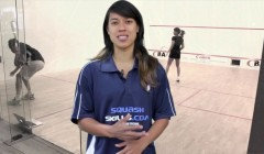 Nicol David's option game