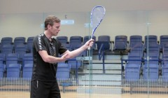 Introduction to the forehand volley drop