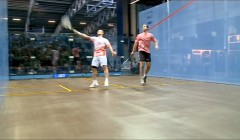 How Greg Gaultier uses the high forehand volley drop