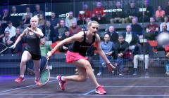 Hitting open space with Laura Massaro