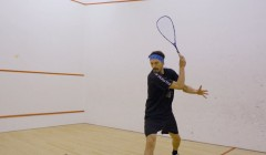 Backhand rotation