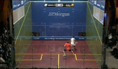 Options in the front backhand