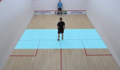 Partner drills: Full court ghosting