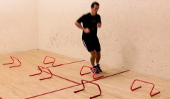 Plyometrics (3) - Advanced Mini Hurdle Drills