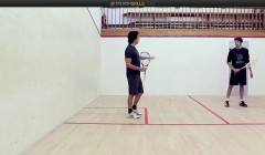 Coach education: teaching the backhand return of serve