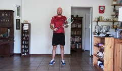 Full series - Ball skill development from home - Part 2 with...