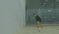 The backhand boast technique