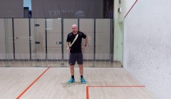 Dealing with a thin power serve