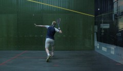 Introduction to the forehand return of serve