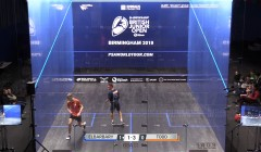 Squash and other sports
