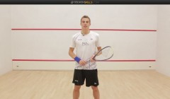 Nick Matthew's training sessions