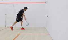 Backhand technique