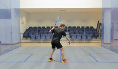 Full series - The forehand technique with Peter Nicol