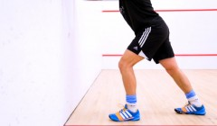 Knee-heel mobility drill