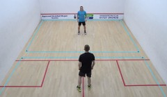 Partner drills: Mirror movement