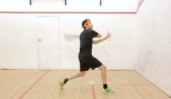 Perfecting your racket preparation