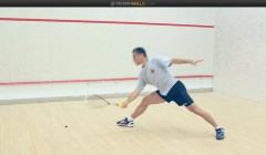 Thierry Lincou's back corner drills