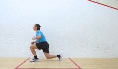 Jumping switch lunge