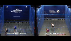 Full series - Attacking in the deep backhand