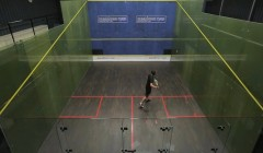 Backhand kill test