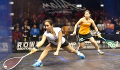 Endurance for the squash player