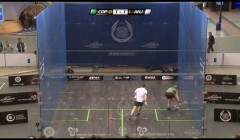 Foundations of the backhand kill