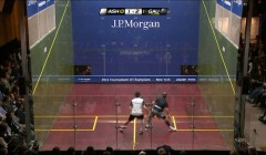 Forehand short swing