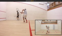 Coach education: teaching the forehand drop