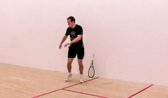 On-court dynamic warm-up
