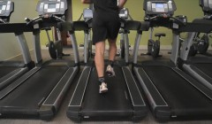 Gym machines: Treadmill