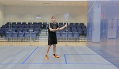 Introduction to the forehand volley