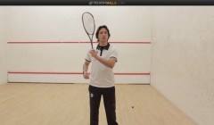 Beginner course: Backhand movement timing