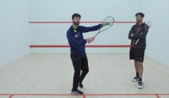 Crosscourt nick demo & analysis