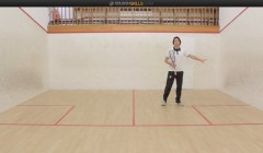 Beginner course: the return of serve