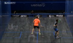How to attack off the return of serve