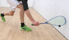 How to play the topspin drop