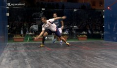 The forehand volley drop